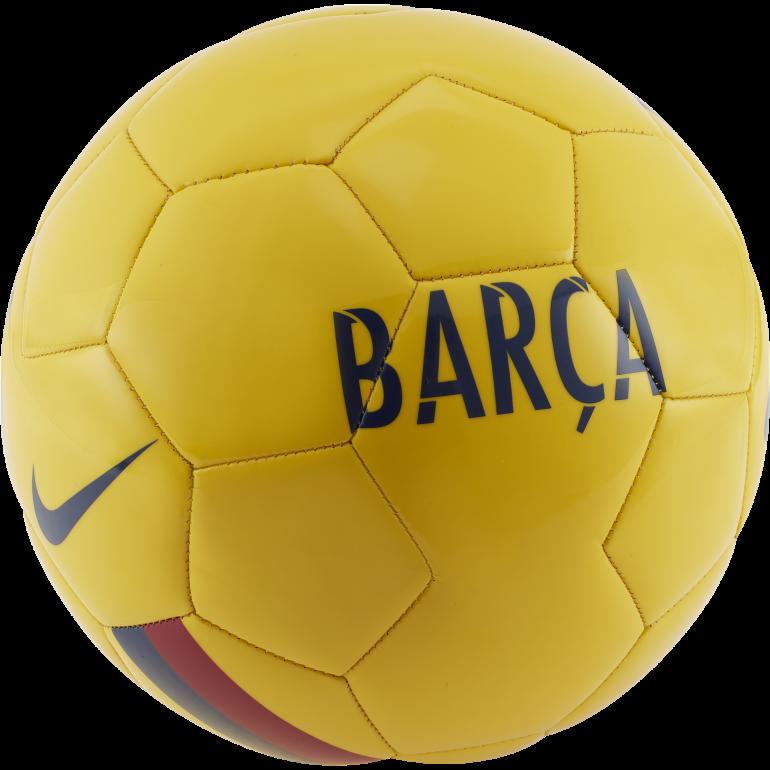 Ballon FC Barcelone jaune 2019/20