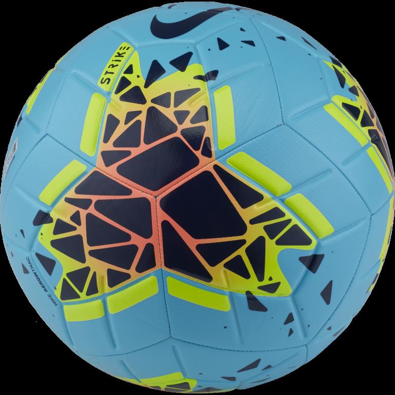 Ballon Nike Strike bleu 2019/20