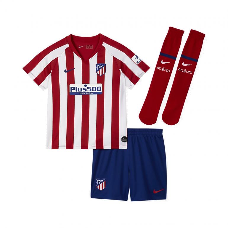 Tenue junior Atlético Madrid domicile 2019/20