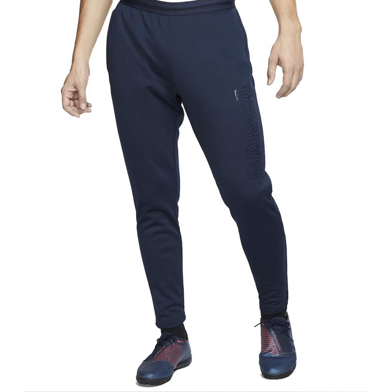 Pantalon survêtement FC Barcelone molleton bleu 2019/20