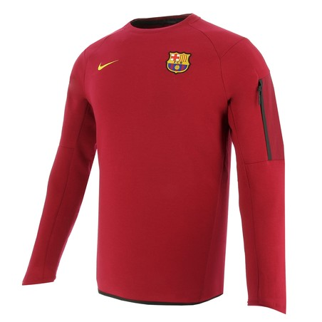 Sweat FC Barcelone Tech Fleece rouge 2019/20