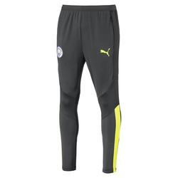 Pantalon entraînement Manchester City gris jaune 2019/20