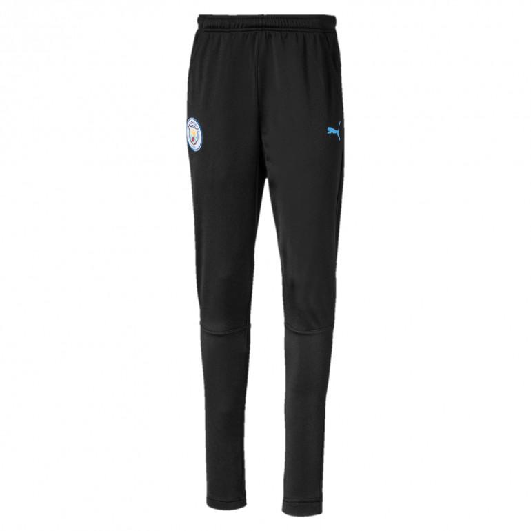 Pantalon entraînement junior Manchester City noir 2019/20