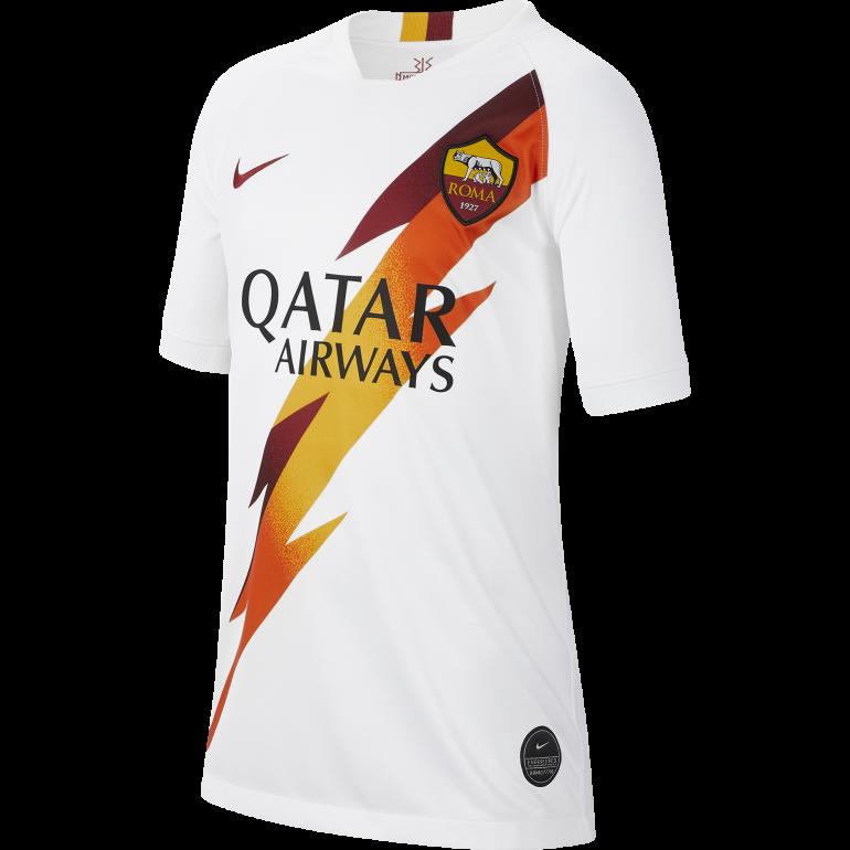 Maillot junior AS Roma extérieur 2019/20