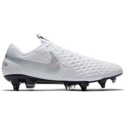 Tiempo Legend 8 Elite Anti-Clog SG-PRO blanc