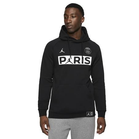 Sweat Jumpman PSG Jordan noir 2019/20