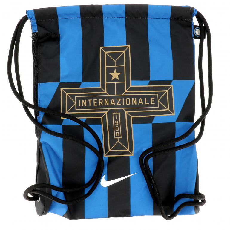 Sac gym Inter Milan bleu 2019/20