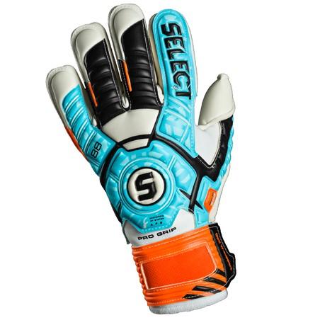 Gants Gardien Select 88 Pro Grip bleu 2019/20