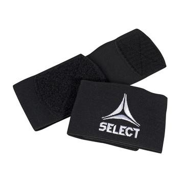 Maintien protège tibias Select noir