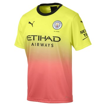 Maillot junior Manchester City third 2019/20
