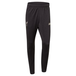 Pantalon survêtement Liverpool molleton gris 2019/20
