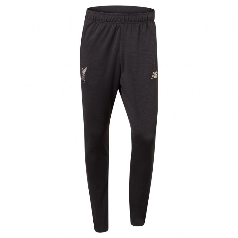Pantalon survêtement Liverpool molleton gris 2019/20