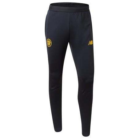 Pantalon survêtement Celtic Glasgow noir jaune 2019/20