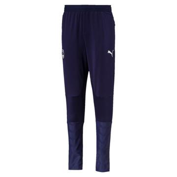 Pantalon entraînement junior Bordeaux bleu 2019/20