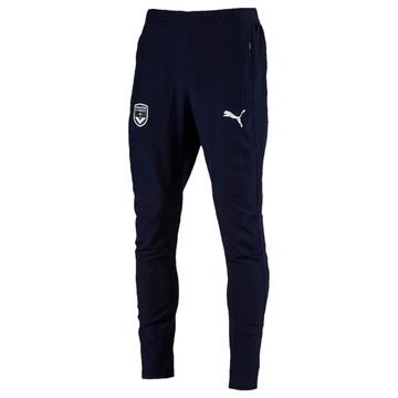Pantalon survêtement Bordeaux micro fibre bleu 2019/20
