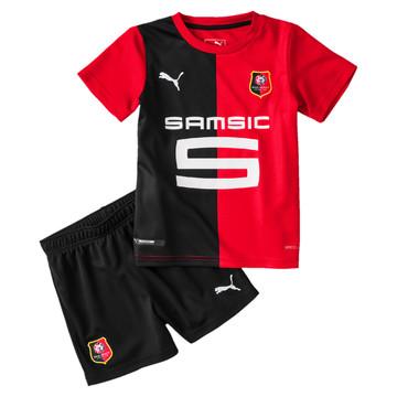 Tenue bébé Stade Rennais domicile 2019/20