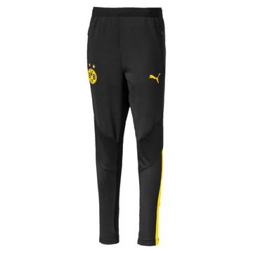 Pantalon entraînement junior Dortmund noir 2019/20