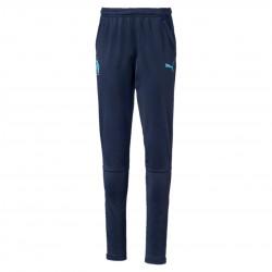 Pantalon entraînement junior OM bleu 2019/20