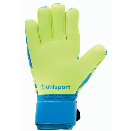 Gants gardien Uhlsport SUPERSOFT bleu vert 2019/20
