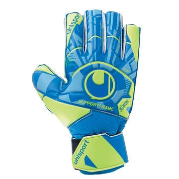 Gants gardien junior Uhlsport SOFT SF bleu vert 2019/20
