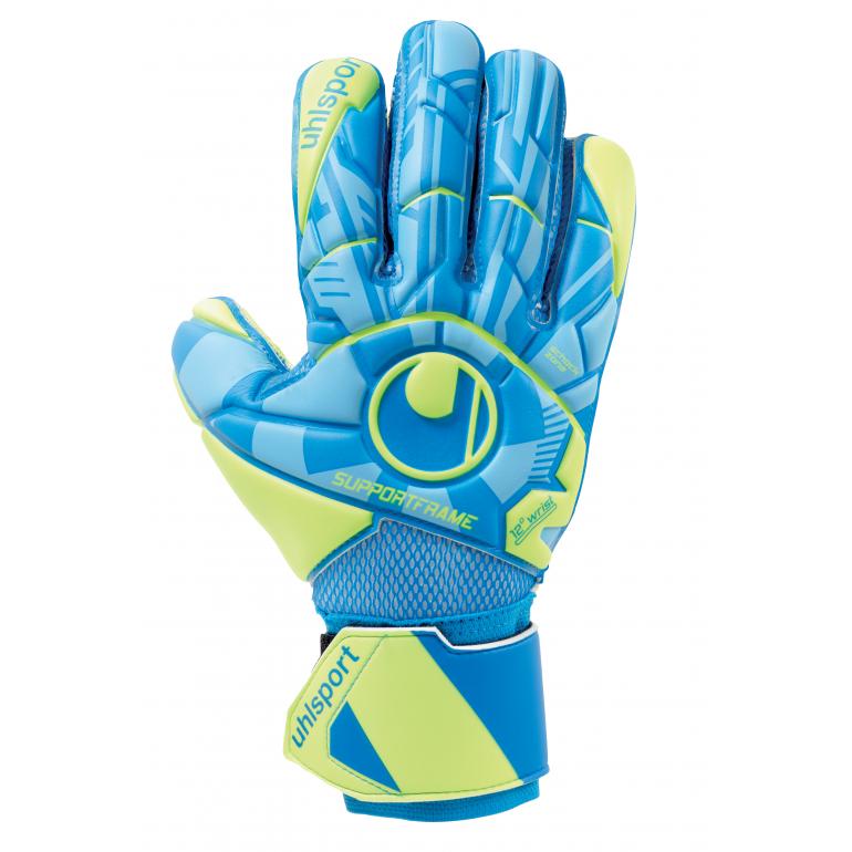 Gants gardien Uhlsport SOFT SF bleu vert 2019/20
