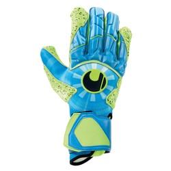 Gants gardien Uhlsport SUPERGRIP bleu vert 2019/20