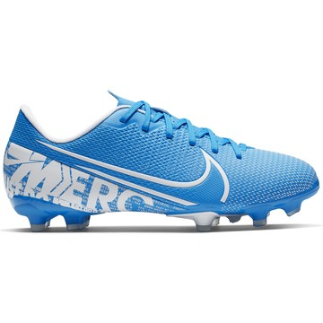 Mercurial Vapor XIII junior Academy FG/MG bleu
