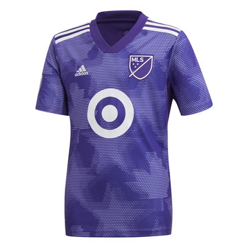 Maillot junior MLS All-Star violet 2019/20