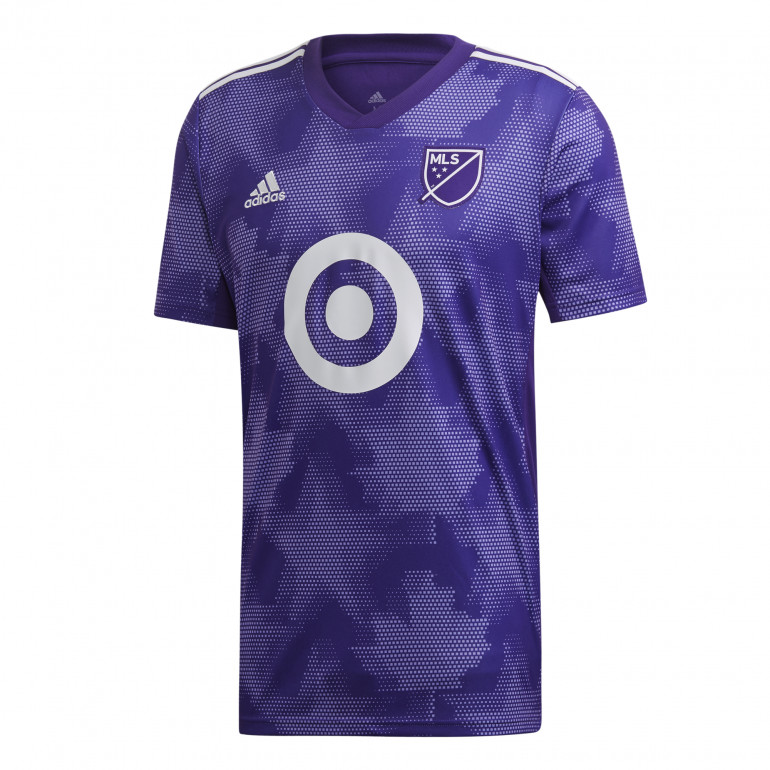 Maillot MLS All-Star violet 2019/20