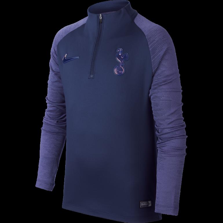 Sweat zippé junior Tottenham violet 2019/20