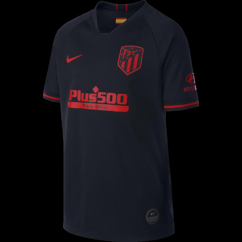 Maillot junior Atlético Madrid extérieur 2019/20