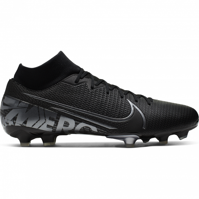 Mercurial Superfly VII Academy FG/MG noir