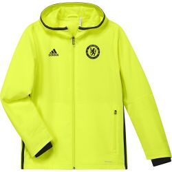 Veste avant-match junior Chelsea jaune 2016 - 2017