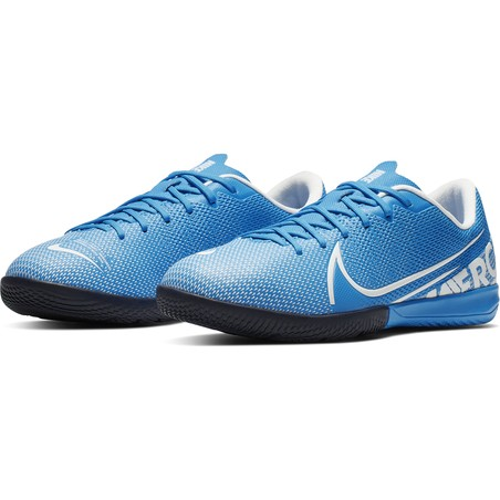 Mercurial Vapor XIII junior Academy Indoor bleu