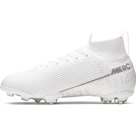 Nike Mercurial Superfly VII Elite FG blanc