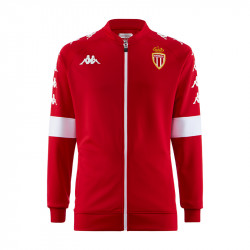 Veste survêtement AS Monaco rouge 2019/20