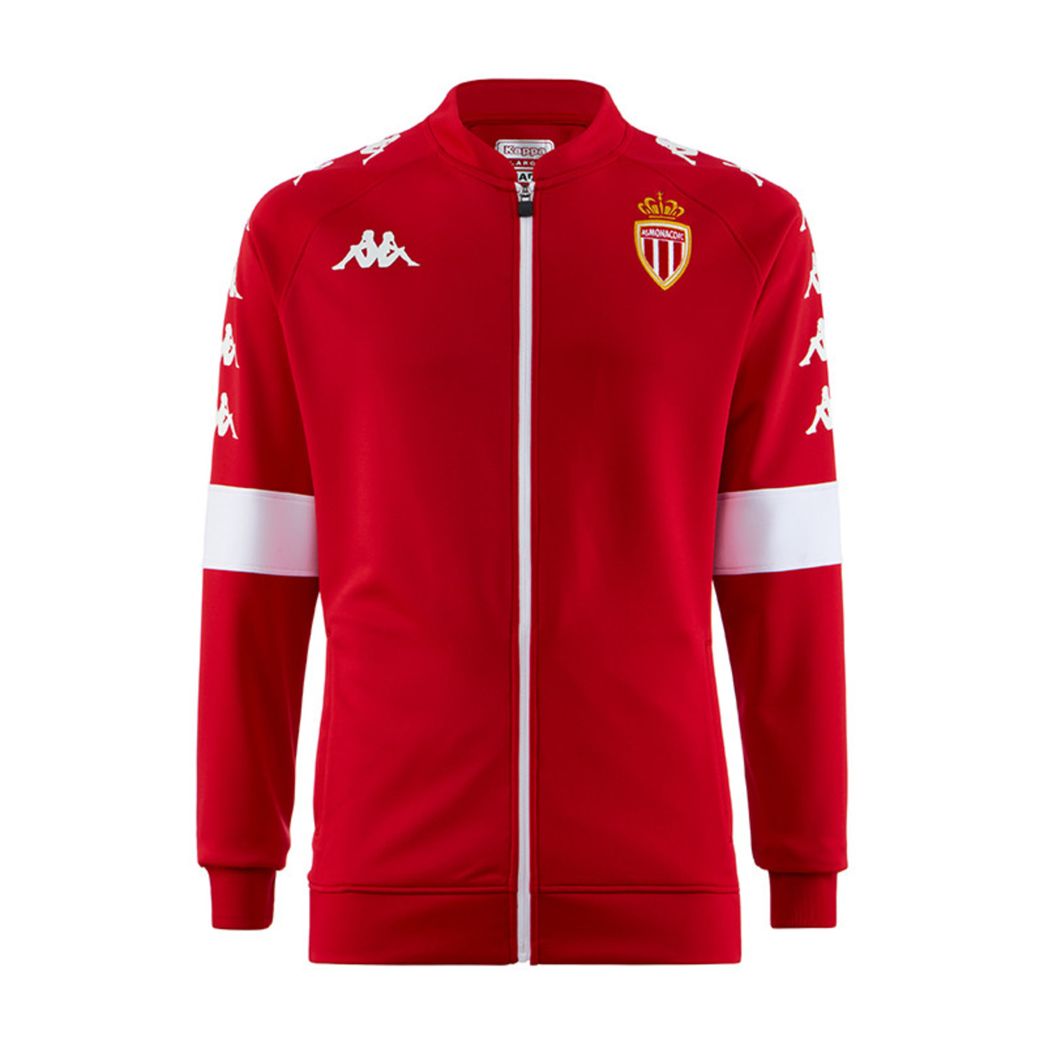 Veste survêtement AS Monaco rouge 201920
