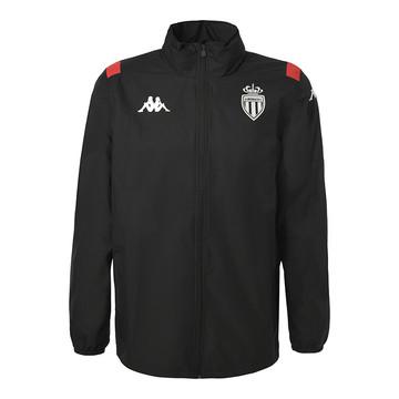 Veste imperméable AS Monaco noir 2019/20