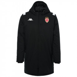 Doudoune AS Monaco noir 2019/20