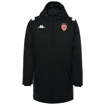 Doudoune AS Monaco noir 2019/20