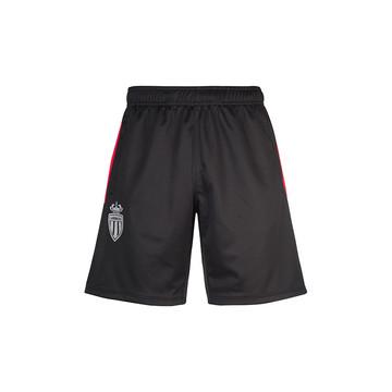 Short entraînement AS Monaco noir 2019/20