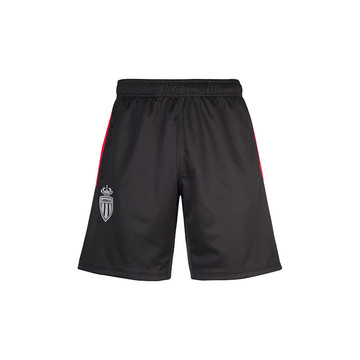 Short entraînement junior AS Monaco noir 2019/20