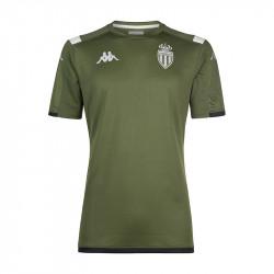 Maillot entraînement junior AS Monaco vert 2019/20