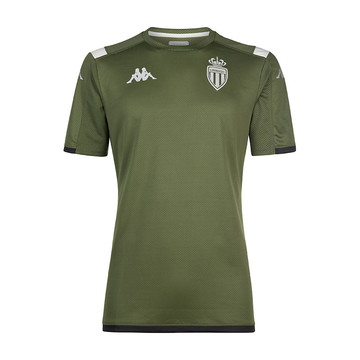 Maillot entraînement junior AS Monaco vert 2019/20