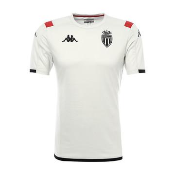 Maillot entraînement AS Monaco blanc 2019/20