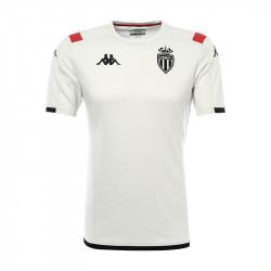 Maillot entraînement junior AS Monaco blanc 2019/20