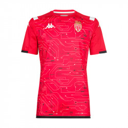 Maillot entraînement junior AS Monaco rouge 2019/20