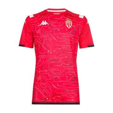 Maillot entraînement junior AS Monaco rouge 2019/20