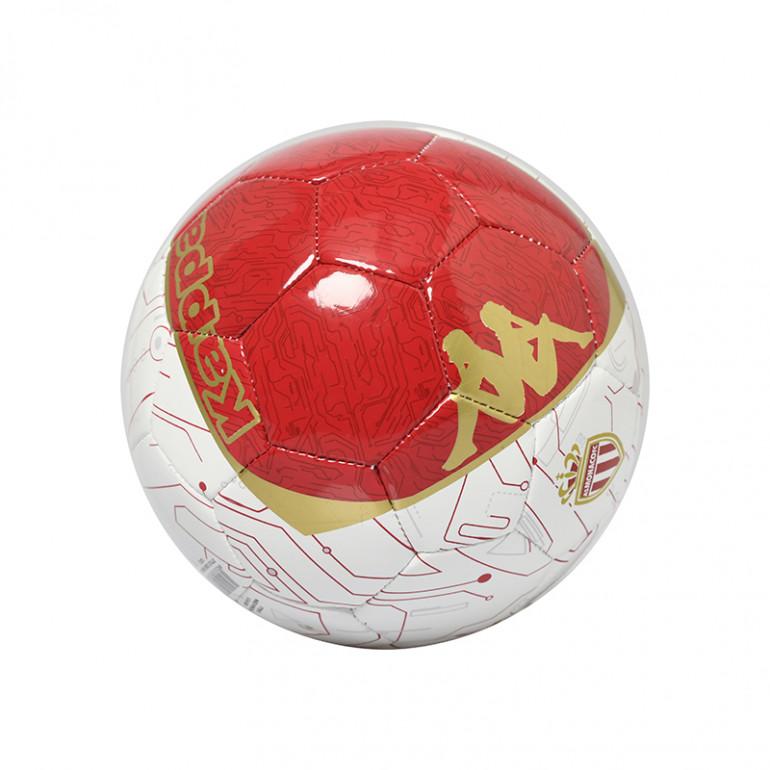 Ballon AS Monaco rouge blanc 2019/20