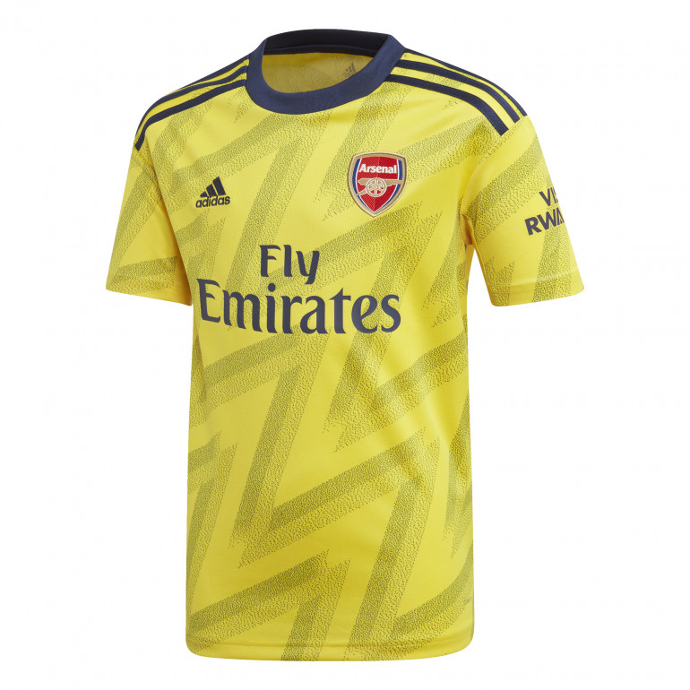 Maillot junior Arsenal extérieur 2019/20